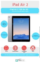 Yohan Prod'homme - iPad Air 2 128 Go 4G